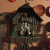 Large Cuckoo clock with music and Ompah band