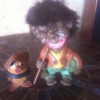 Mid Century/Vintage  Trolls