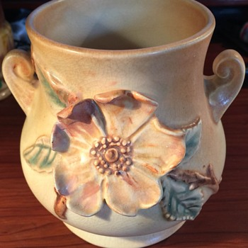 Unknown Weller Vase - Pottery