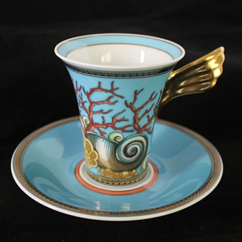 Versace for Rosenthal - Art Pottery