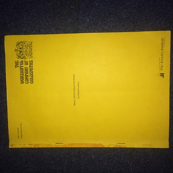 small scale gold refining by roland loewen 1980 project report 44/1