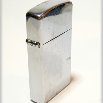Zippo Lighter ( Smaller ) - Canadian  - Tobacciana