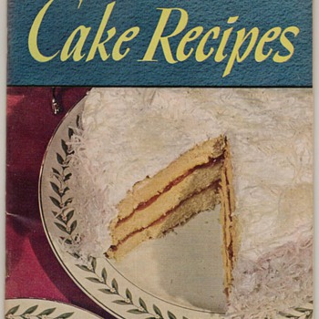 1940 - 250 Classic Cake Recipes - Books