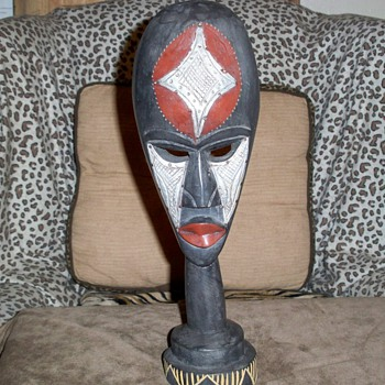 African Folk Art - Folk Art