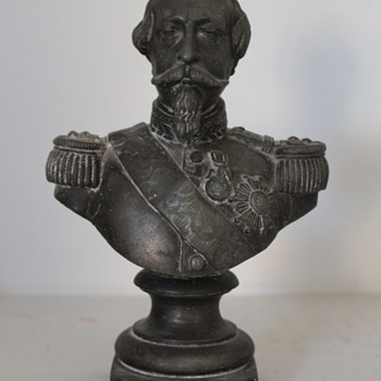 Devaulx Napoleon III Sculpture - Visual Art