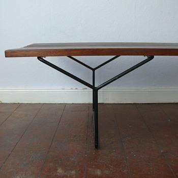 Harry Bertoia bench Knoll 400R  - Mid-Century Modern