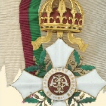 Bulgarian military medal - Medals Pins and Badges