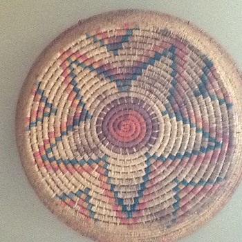Baskets-  - Native American