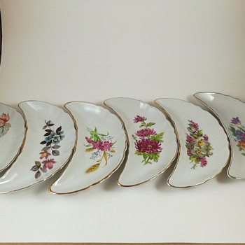 CMI Chadwick Japan bone dishes - China and Dinnerware