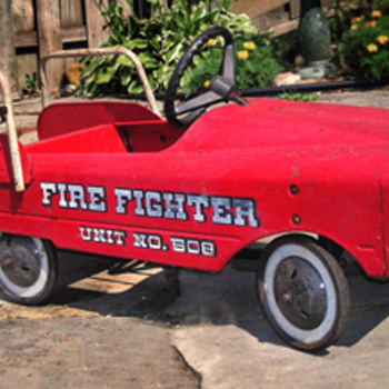 AMF Firefigter # 508   ???? - Nubee Needs a little help and advice - Toys