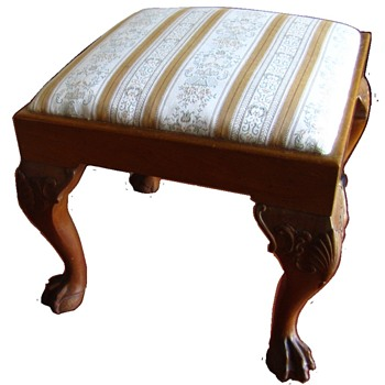 Footstools....? - Furniture