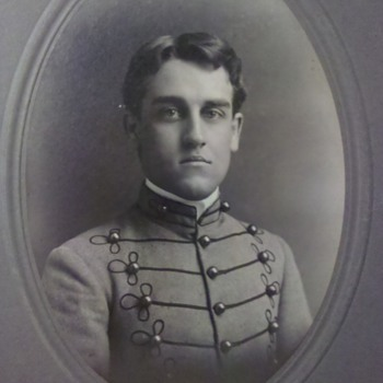 1890's Cadets....some West Point, some Unknown Academy - Military and Wartime