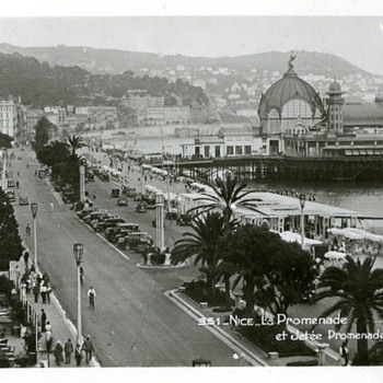 Vintage Nice, France Photos... - Photographs