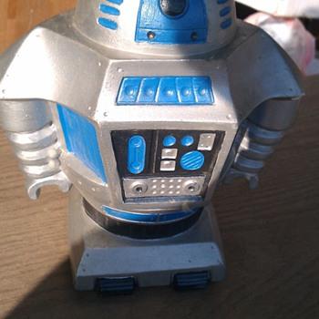Ceramic Robot - Toys