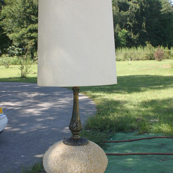 gravel base lamps
