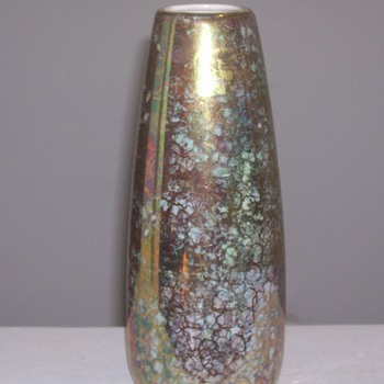 Pagen City Vase? - Art Pottery