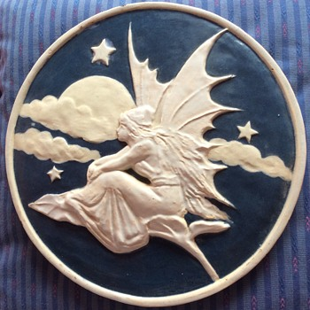 My Fairy Wall plaque - can anyone tell me anything about it please?