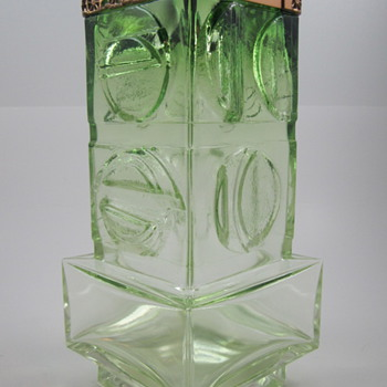 Pentti Sarpaneva vase designed for Kumela Glassworks, Finland, ca. 1970