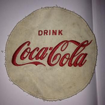 Coca-Cola Employee Shirt Patch - Coca-Cola