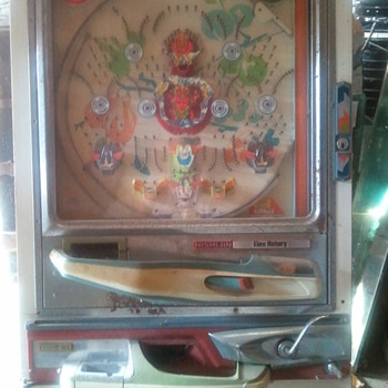 Japanese Pachinko Machine