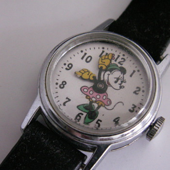 Minnie Mouse - Wristwatches