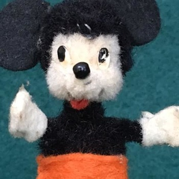 Have you seen Mickey Mouse doll like this one? Calling All Mickey Mouse Doll Experts!