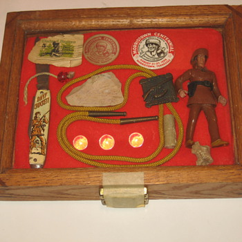 Davy Crocket case