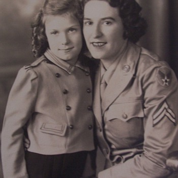 Women in WWII - Military and Wartime