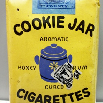 Cookie Jar Cigarettes