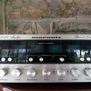 Marantz 4140 Quadraphonic Amplifier - Electronics