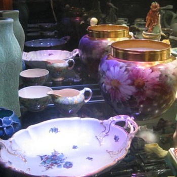 My Curio Treasures - China and Dinnerware