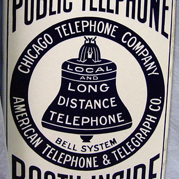 Chicago Telephone Co.  - Telephones
