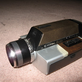 Kodak XL55 Movie Camera