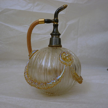 Loetz Empire perfume - Art Glass