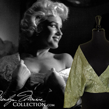 Marilyn Monroe's Personal Evening Cape - Womens Clothing