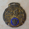 1914 FAM Motorcycle Tour Watch Fob.