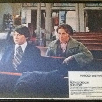 "Four ""Harold and Maude"" Lobby Cards - Movies"