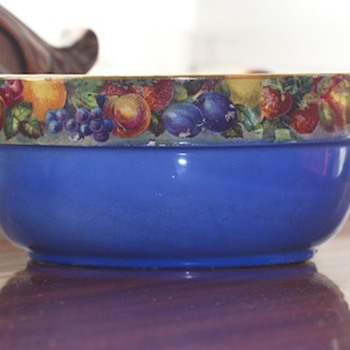 Early 1930s Green and Co. bowl  - China and Dinnerware