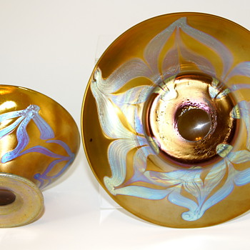 Loetz Phänomen genre 7801 - Art Glass