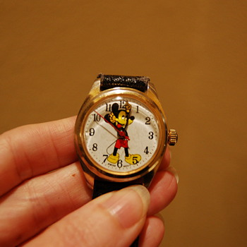 Vintage Mickey Mouse Watch?