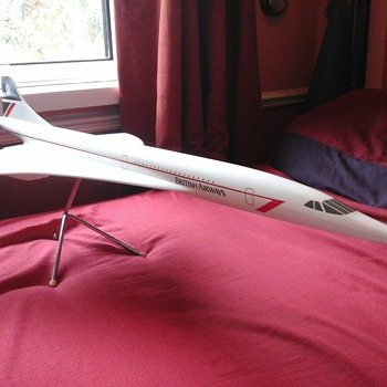 THE QUEEN OF THE SKIES !! (CONCORDE)
