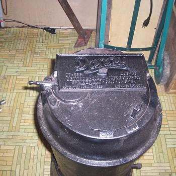 dandy coal stove