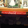 1920-1930's Coca-Cola Porcelain Push Bar