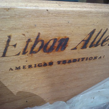 ethan allen american tradition bar - Furniture