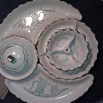 bell of california - China and Dinnerware