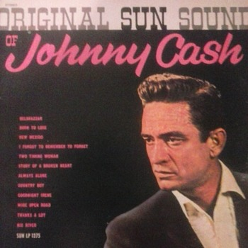 """Hello....My Name Is Johnny Cash"". - Records"