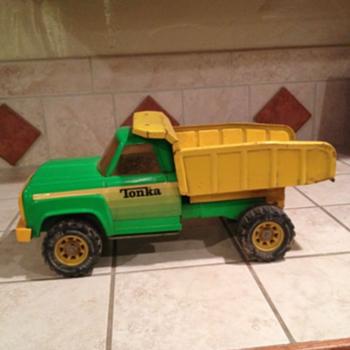 Tonka Truck