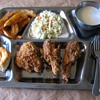 """WWII era GI mess hall """"All in One Tray"""""""