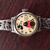 Mickey #1 Watch  1930   Missing arms and second disc (needs cleaning