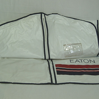 The T. Eaton Co Limited, Winnipeg Garment Bag - Womens Clothing